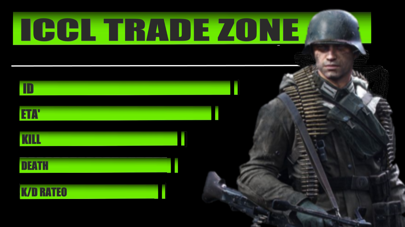ICCL TRADE ZONE BATTLEFIELD